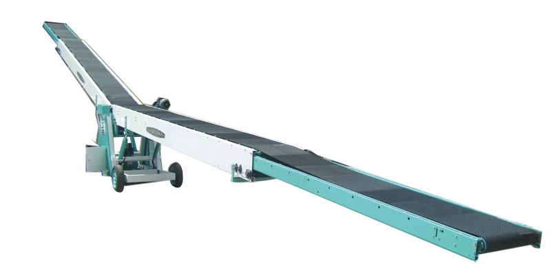 Telescopic Boom Conveyor Belt