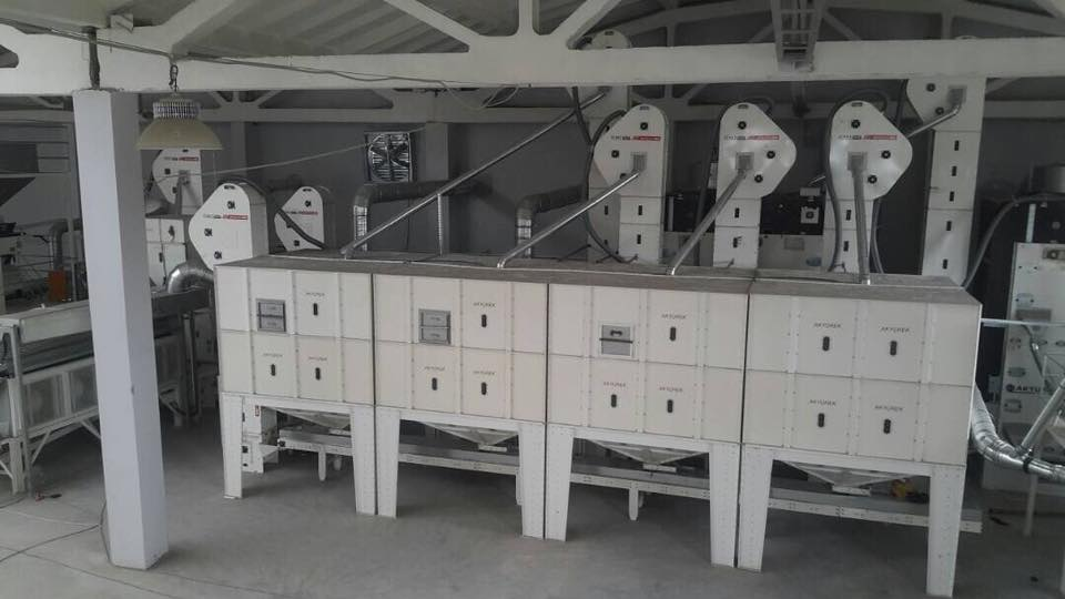 10T/H Seed  Cleaning Plant