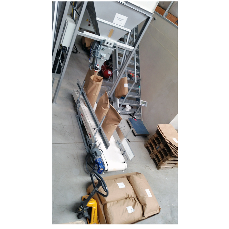 Electronic Scale –In-Bag- Net Weigher - 5 to 50 kg
