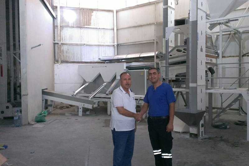 NEW PULSE FACILITY FROM ÇİFTÇİOĞLU FOOD (MERSİN) COMPANY
