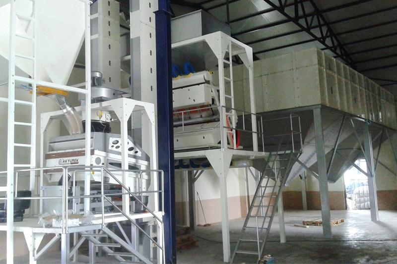 Ela Renewed Its Drıed Fruıt Facility