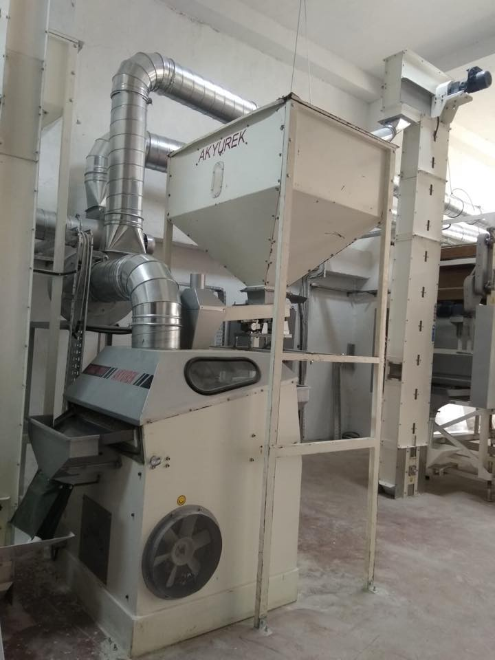 Mobile Seed Processing Plants - Akyurek Technology