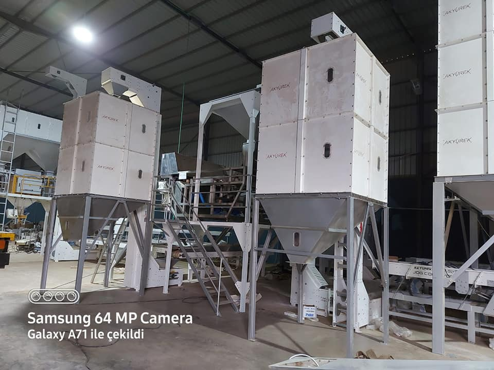 As AKYUREK TECHNOLOGY, We Have Added A New One To The Technologies We Have Installed In AFRICA.