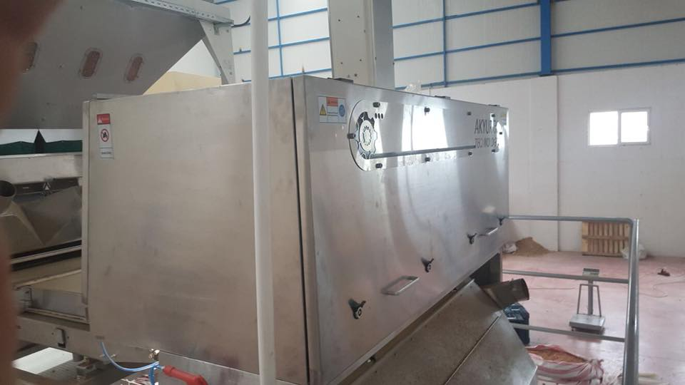 2T/H peanut cleaning plant