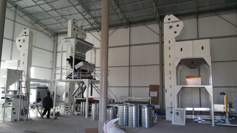 5T/H Beans Cleaning Plant