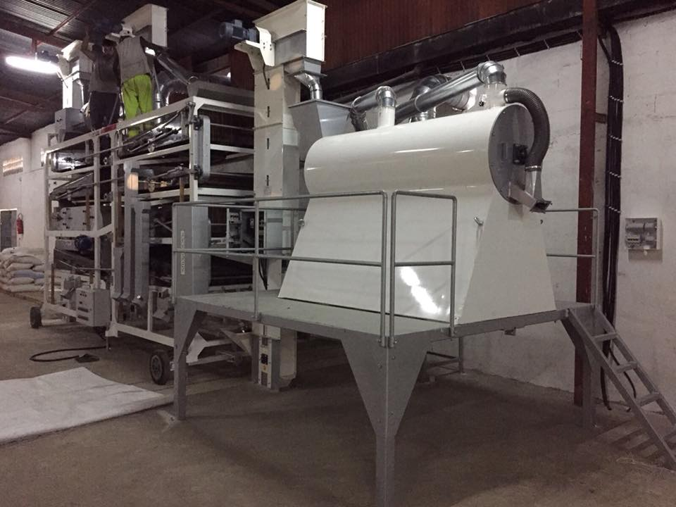 3.5-5T/H Pulse Cleaning Plant