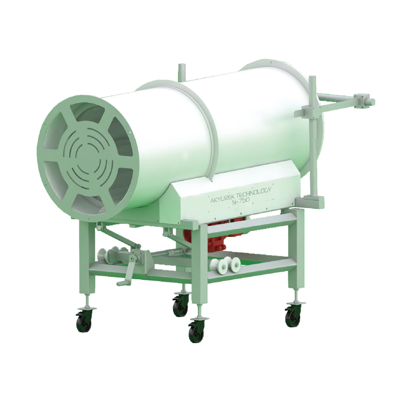 Drum Seed Treater