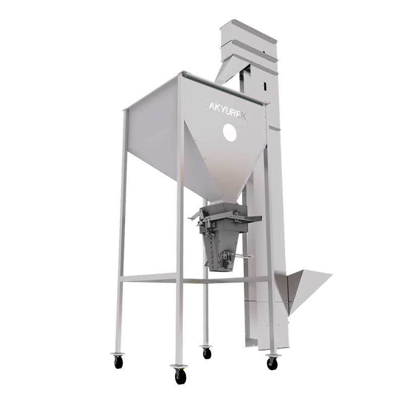 Mechanic Scale In-Bag Gross Weigher-25 to 50 kg
