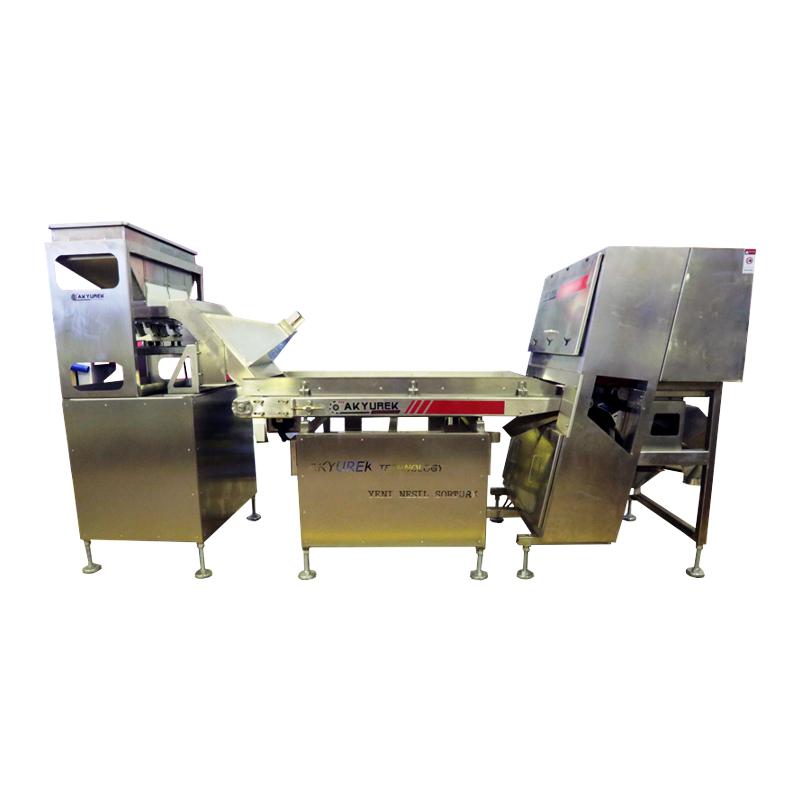 Belt Type Color Sorter Machine