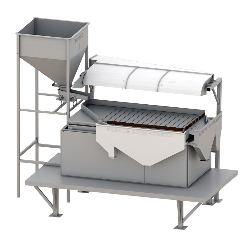 Seed Gravity Separator Machine