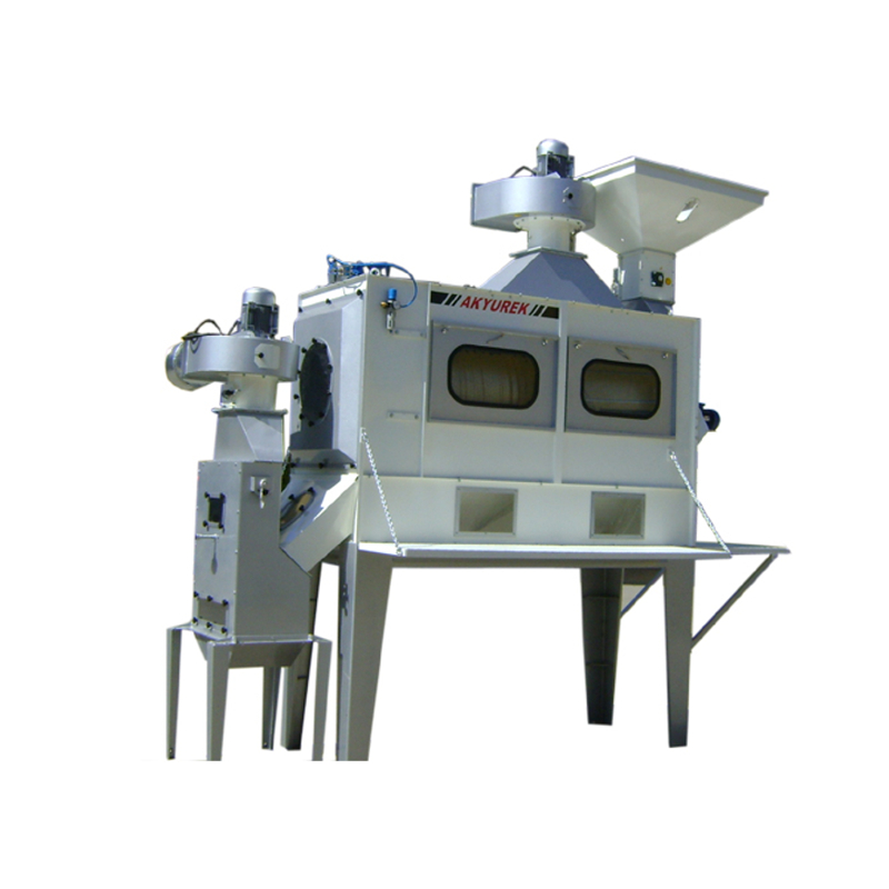 Seed Polishers Machine