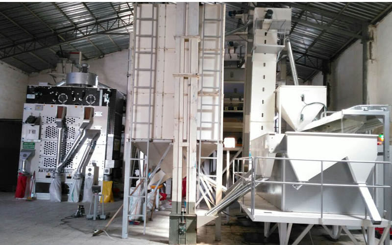 Sunflower Seed Gravity Separator Machine