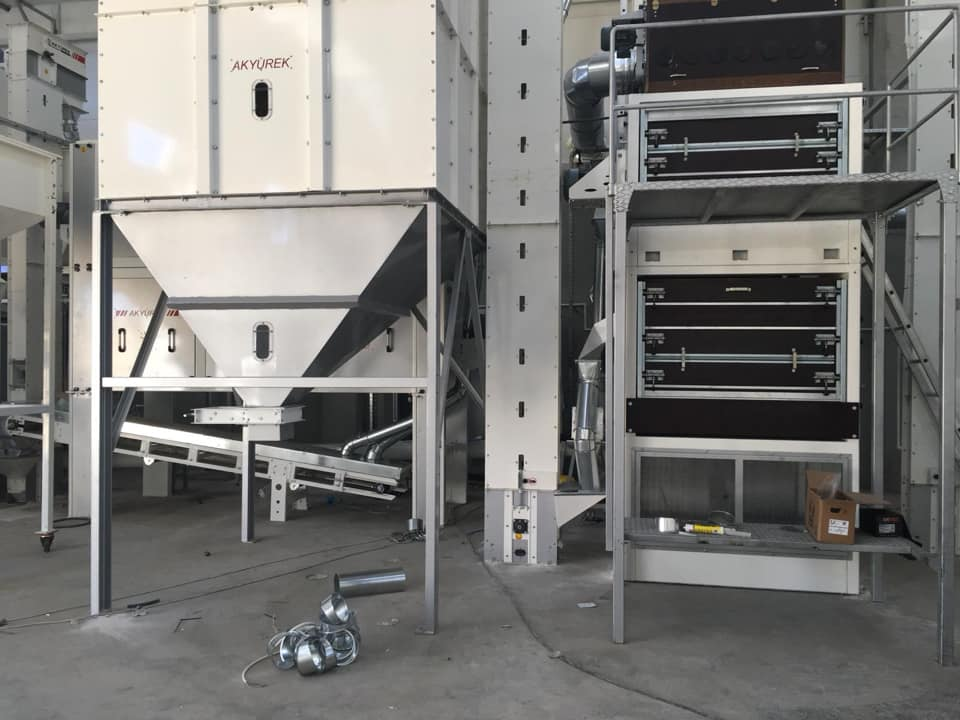 6T/H Seed Cleaning Plant