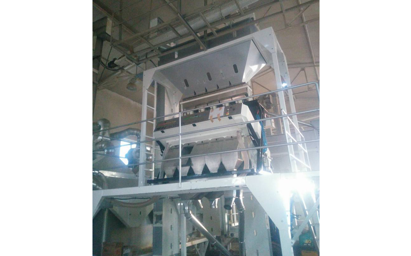 HİSAR TARIM/ŞEREFLİKOÇHİSAR company has proven the importance it gives to product quality with its new seed plant.