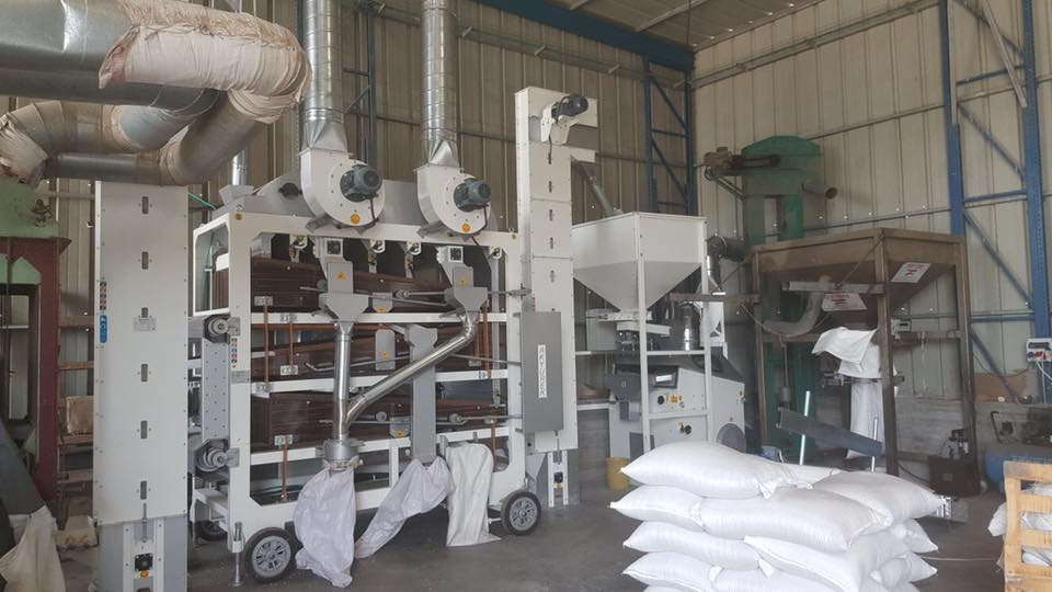 3T/H Legumes Cleaning Plant