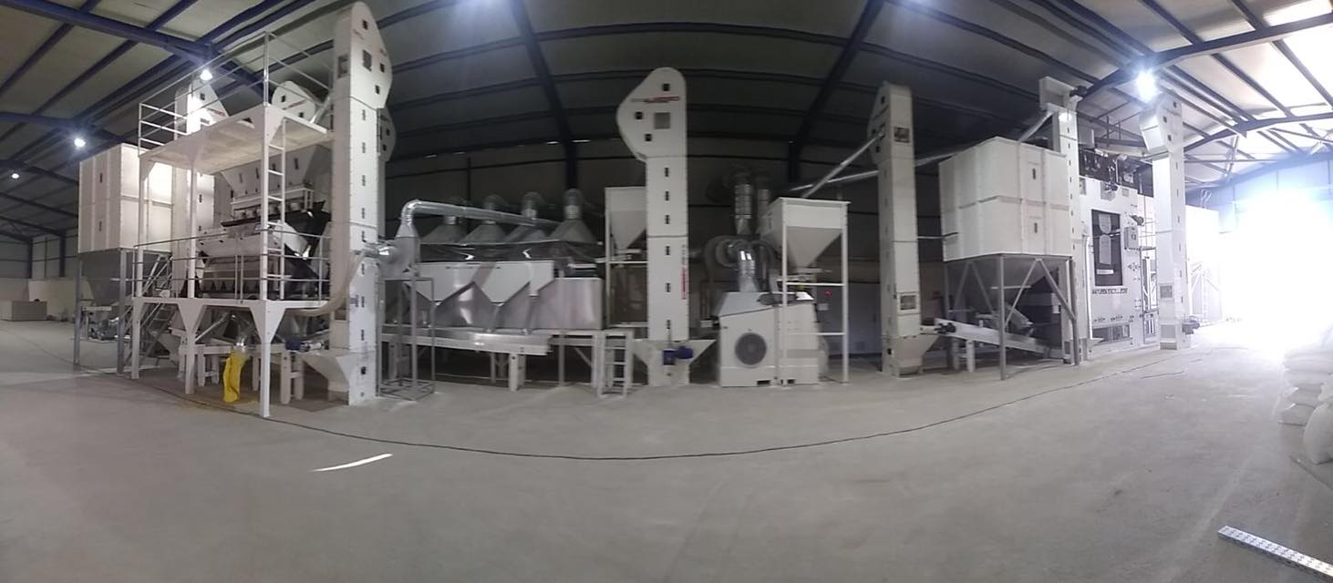 3T/H Seed Cleaning Plant