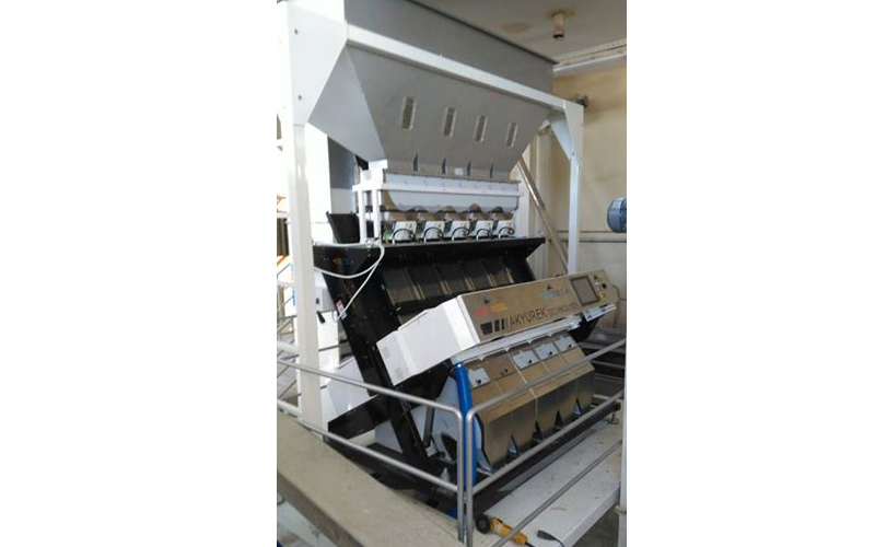 New Generation Sorturk Colour Sorter