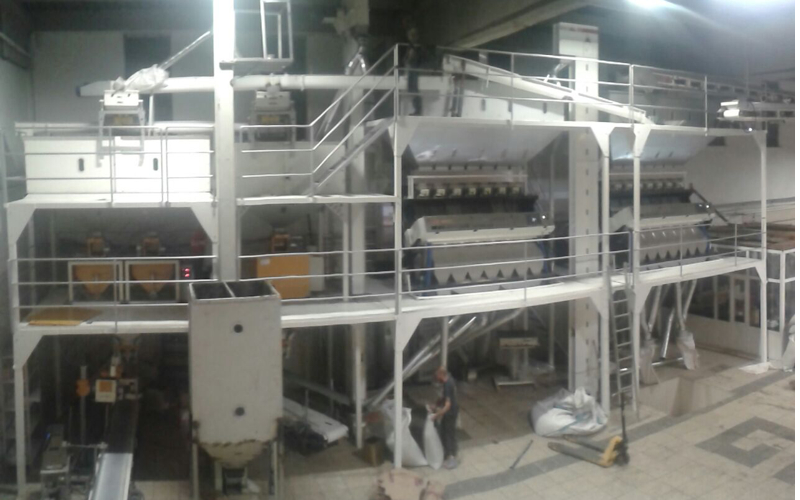 Sesame Processing New Generation Sorturk C-7