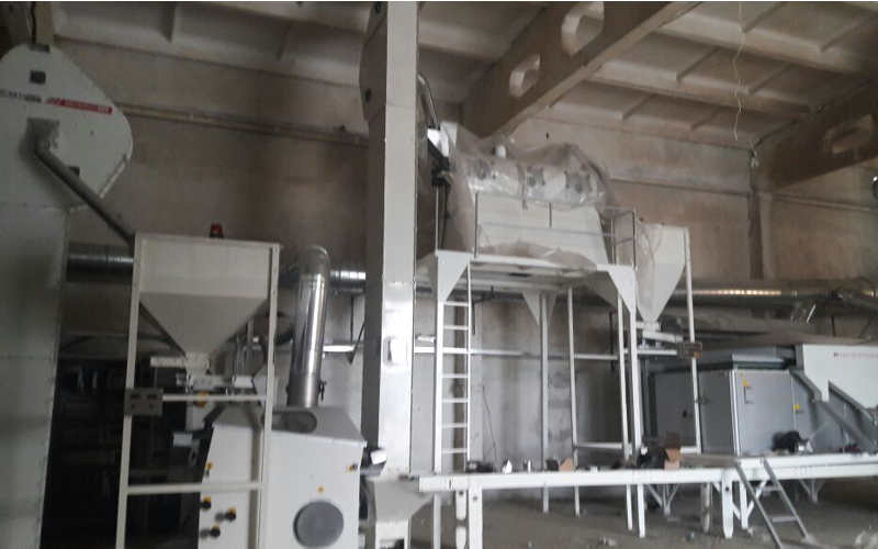 3 T/H Mush Bean Cleaning Plant