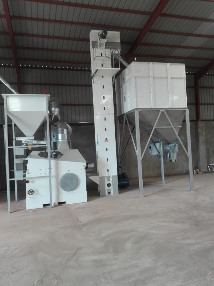 6T/H Sesame Cleaning Plant