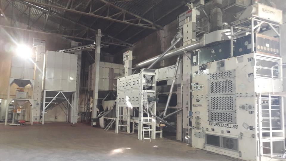 Tarar Flour Processing Plant