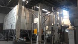 Sesame Processing Plant