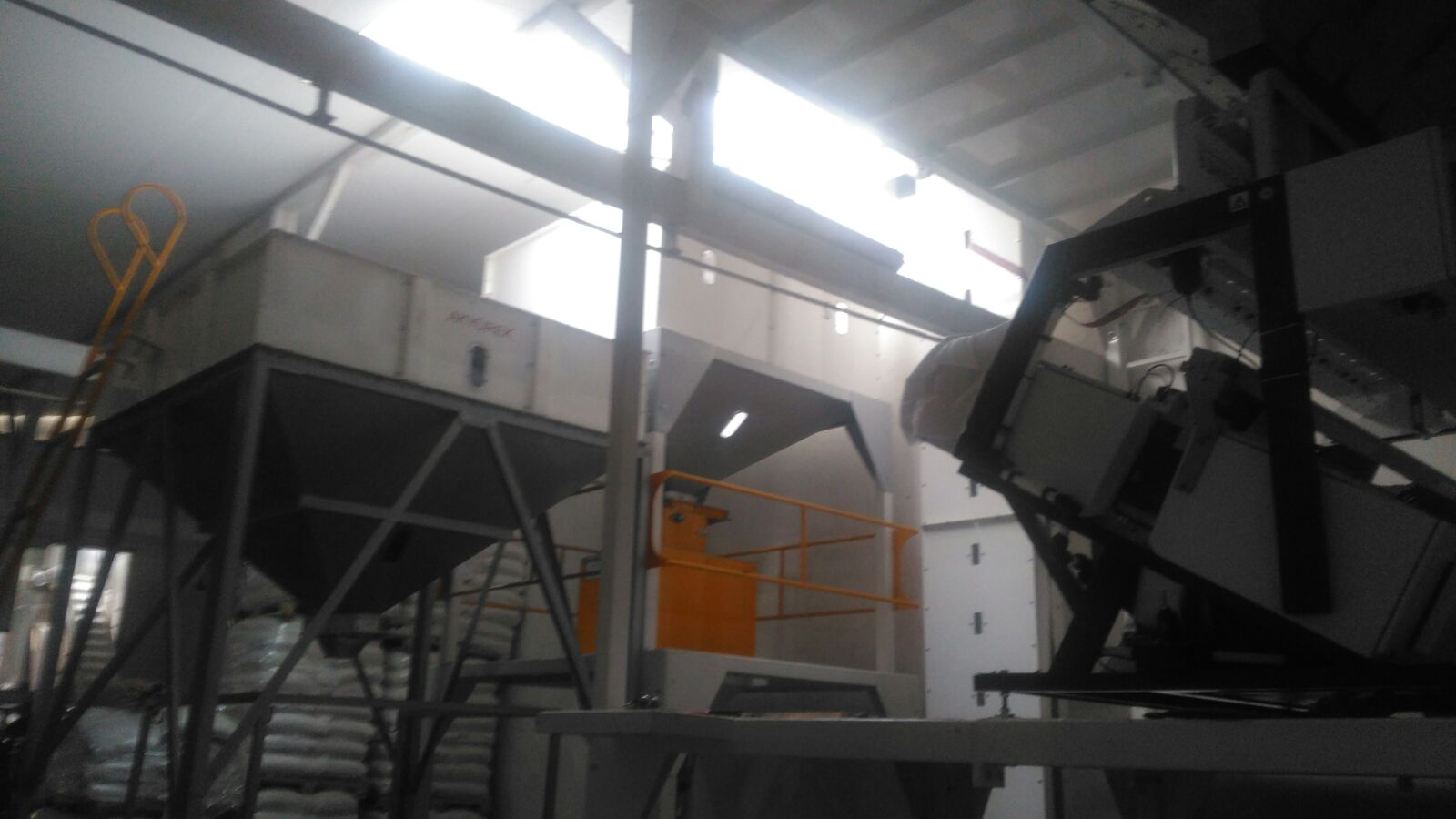 5 T/H Seed Cleaning Plant