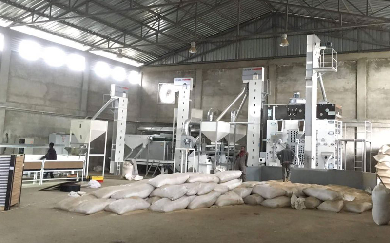 OUR 32nd PLANT AT ETHIOPIA