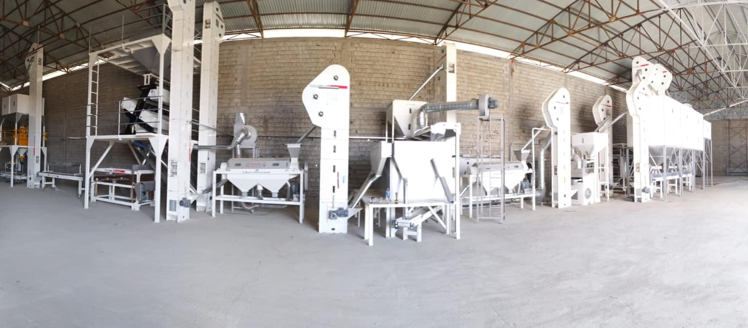 As AKYUREK TECHNOLOGY, we added a new one to the dozens of facilities we established in UZBEKISTAN.