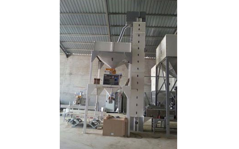 Corn Seed Cleaning Plant In Amman
