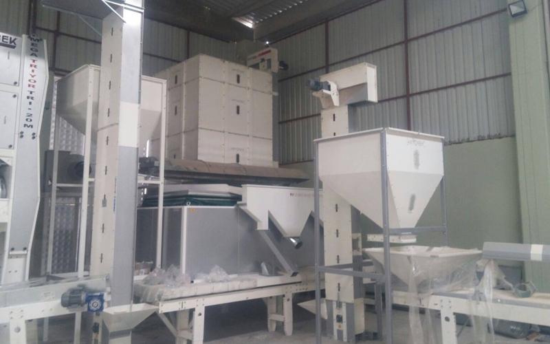 Günaydın Tarım/Adıyaman company improves itself with its new plant.