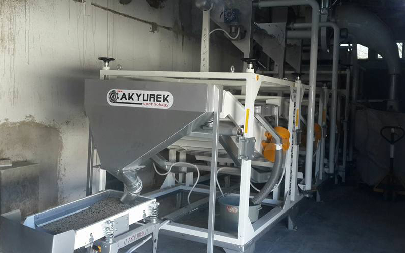 Akyurek Technology added a new plant to its inventory in Bulgaria