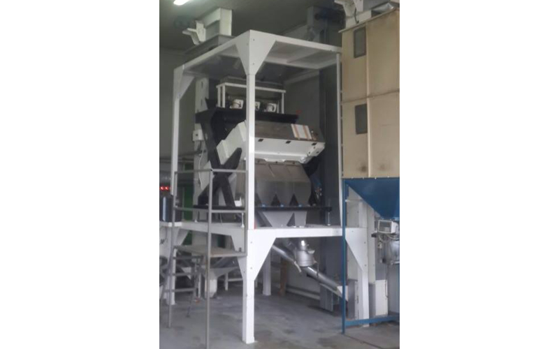 NEW GENERATION SORTURK for colour sorter machine In BULGARIA