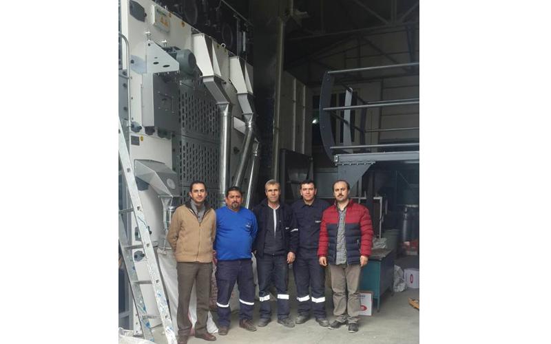 ATOM KURUYEMİŞ/TEKİRDAĞ enhances itself with new technology