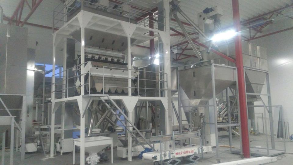 Seed Cleaning Plant in Estonia
